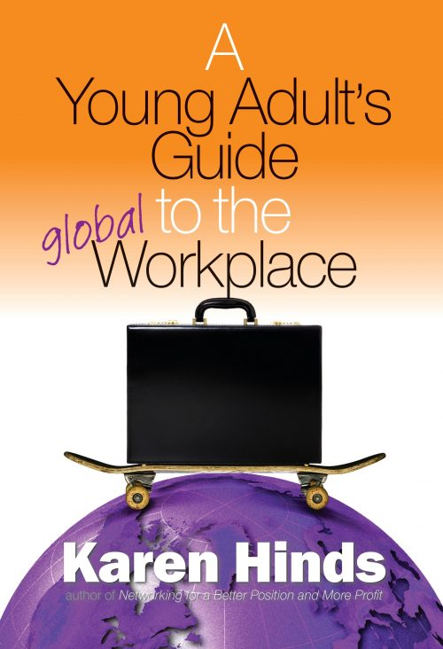 Young Adults Guide to the Global Workplace book cover
